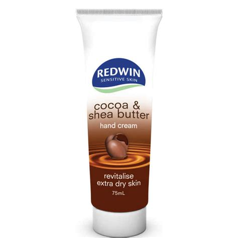 Redwin Cocoa Shea Butter Lotion 400ml redwin with coco and shea butter 75ml chemist warehouse