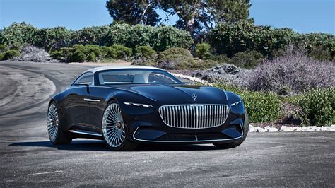 maybach car 2018 vision mercedes maybach 6 cabriolet 6 wallpaper hd