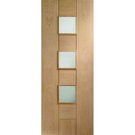 Messina With Obscure Glass Chislehurst Doors Interior Oak Doors With Glass