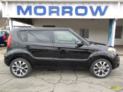 Kia 2013 Black 2013 Shadow Black Kia Soul 76017771 Gtcarlot