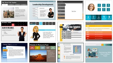 powerpoint elearning templates free here s why tabs interactions rock free templates the
