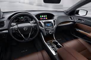 2018 acura tlx gets a midlife refresh and brings back the