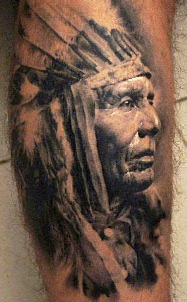 chief tattoo best 25 indian chief ideas on