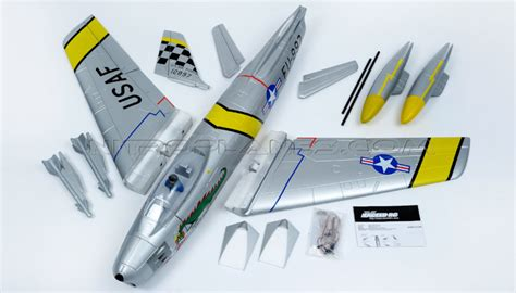 Hi Mm Yellow Airplane 2621 exceed rc f 86 6 channel electric remote 90mm high