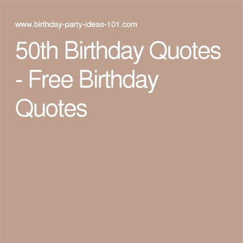50th Birthday Quotes For 1000 50th Birthday Quotes On Pinterest Funny 50th