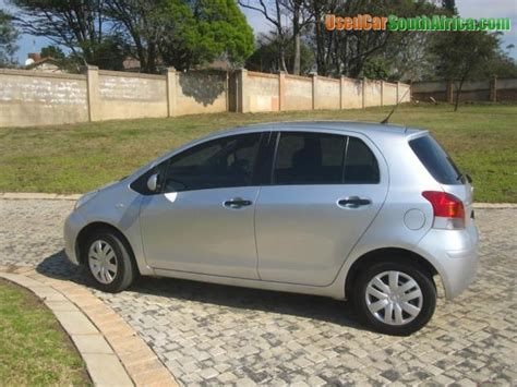 used packs for sale 2007 toyota yaris t3 5 door rf pack used car for sale in