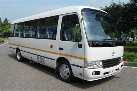 Toyota 16 Seater Minibus Hire 16 Seater Toyota Coaster For And Weekend