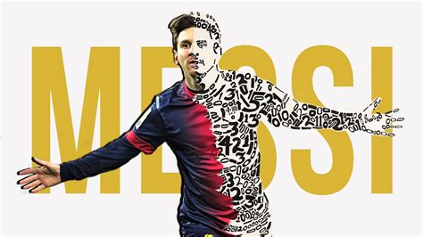 Football Artwork Messi 1 lionel messi career timelapse artwork messi by numbers