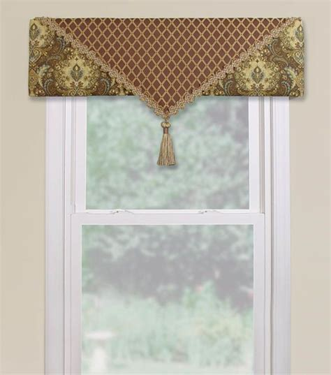 How To Make A Fabric Covered Cornice the world s catalog of ideas