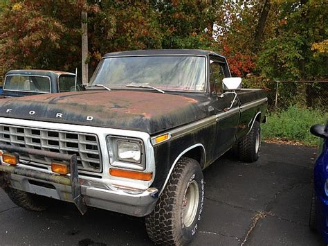 1979 Ford F150 4x4 For Sale by 1979 Ford F150 For Sale Westlake Ohio