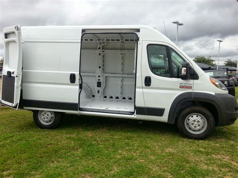 utility and all new 2014 ram 2500 promaster cargo utility all new 2014