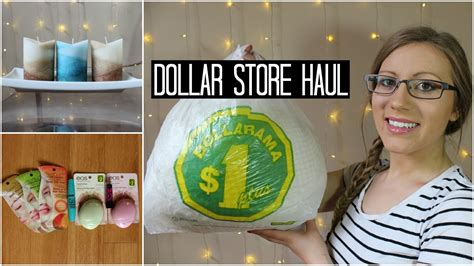 dollar store haul name brands home decor more