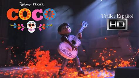 coco watch online hd coco hd trailer espa 241 ol 2017 youtube
