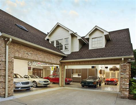 Garage Houses How To Keep Your Home And Valuables Safe When You Are Away