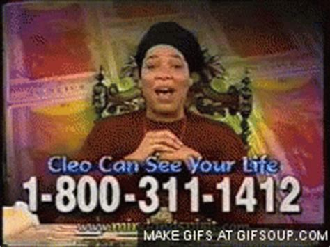 Miss Cleo Meme - miss cleo infomercial gif find share on giphy