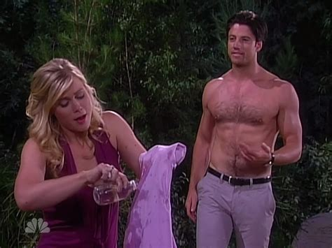 days of our lives man man inspiration james scott on days of our lives 20100708