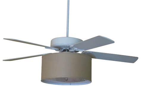 Ceiling Fan With Drum Light Ceiling Fan Drum Light