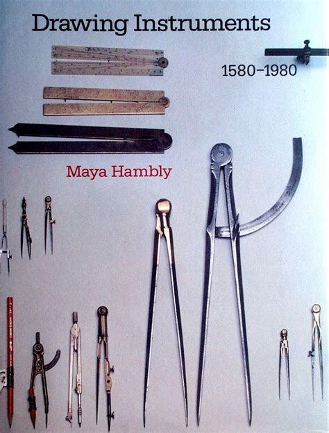 5 Drawing Instruments And Their Uses by Drawing Instruments 1580 1980 Gilai Collectibles