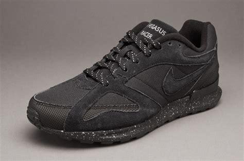 Sepatu Basket Air 32 Black sepatu sneakers nike air pegasus new racer premium black