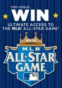Pepsi Mlb Sweepstakes - pepsi mlb all star game matchup