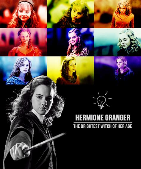 Hermione Granger Witch by Hermione Granger Brightest Witch Of Age Hermione