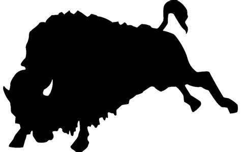 bull silhouette dxf file   axisco
