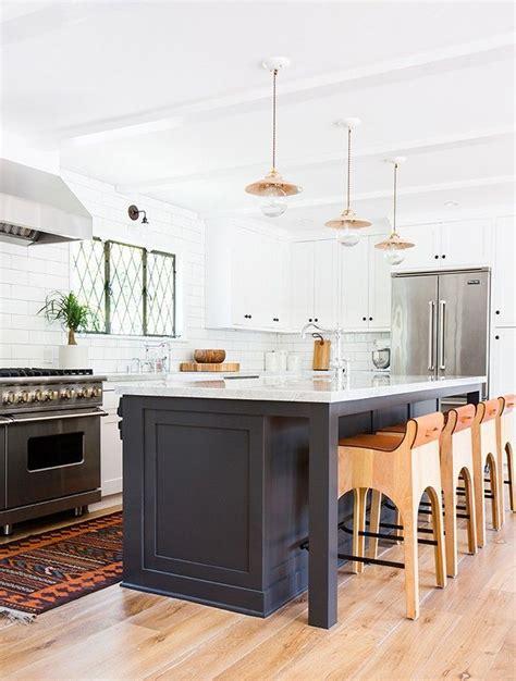 Second Kitchen Islands Best 25 L Shape Kitchen Ideas On