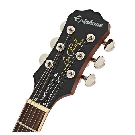 les paul traditional pro ii epiphone les paul traditional pro ii electric guitar