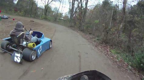 backyard go kart track