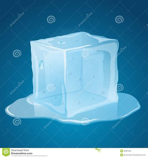 Block L Appears To Be A Melting Cube by Melting Cube Stock Photography Image 33931232