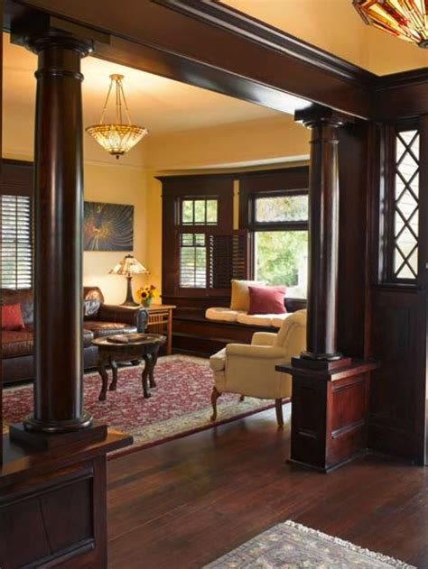 old hollywood movie interior paint ideas living room 165 best images about rooms with wood stained trim on