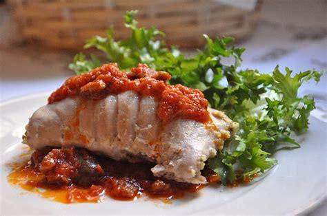 ricetta per cucinare il tonno fresco involtini di tonno fresco bimby tm31 tm5