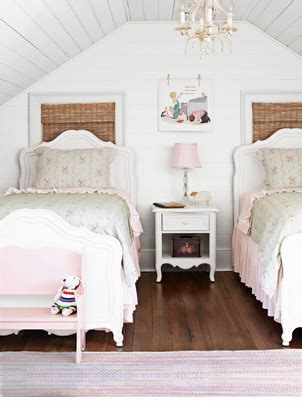 Ideas For Little Girls Bedrooms 29 country young girls bedrooms room design ideas