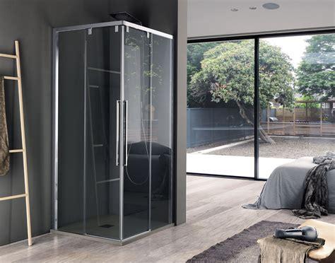 porte doccia samo samo angolo a quattro ante