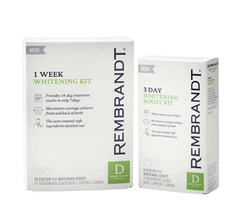 rembrandt introduces  stayput custom fit teeth