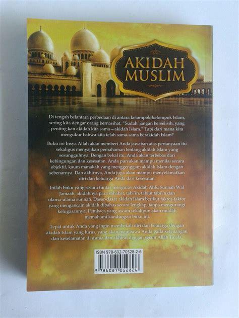Buku Original 101 Fakta Keren Tentang Islam buku akidah muslim landasan pokok akidah ahlussunnah