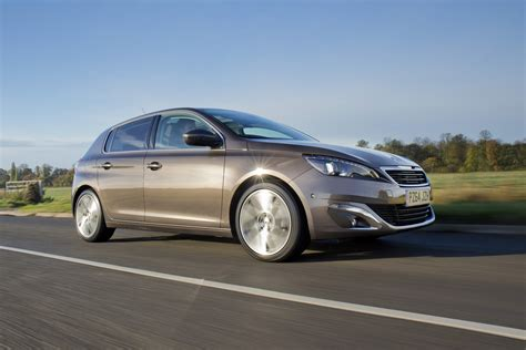 peugeot company car peugeot 308 awarded best company car to buy 2015