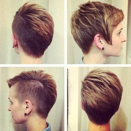 part shaved hairstyles for women 20 collection of part shaved short hairstyles