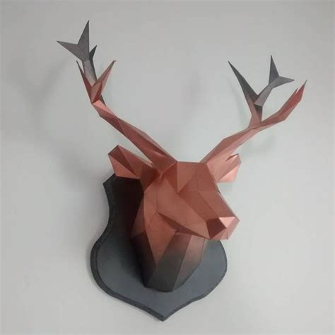 Deer Papercraft - 64 best everyone and their has made a deer images