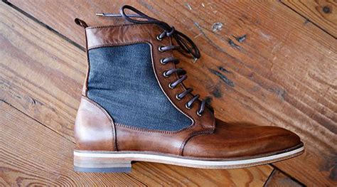 Helm Handmade Boots - helm boots with raleigh denim boots and handmade