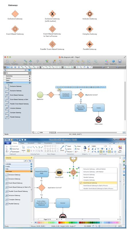 mac diagramming software professional business diagramming on mac best free