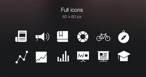 tab bar icons ios  vol media icons pixeden