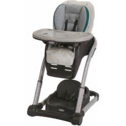 graco adjustable high chair graco blossom 4 in 1 seating system convertible high chair
