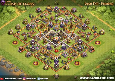 th11 clash of clans best base layouts th 6 layout joy studio design gallery best design