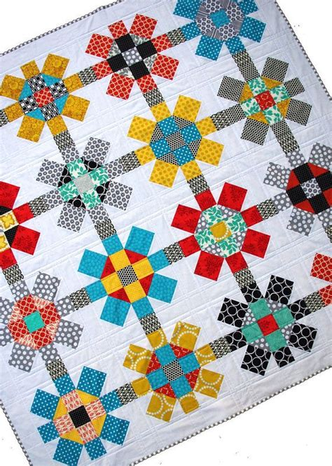 Free Pdf Quilt Patterns by Labyrinth Quilt Pattern Pdf File Immediate