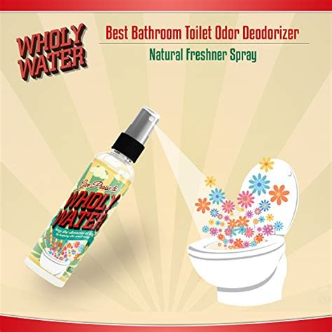 best bathroom spray deodorizer wholy water best bathroom clean toilet spray cleaner odor