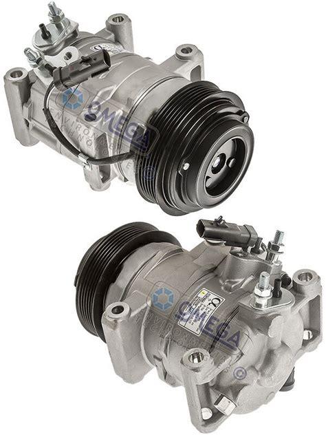 ac a c compressor fits 2011 2012 2013 2014 chrysler 200 dodge avenger v6 3 6l ebay