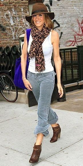 flash tattoo sarah jessica parker sarah jessica parker street style celebrities
