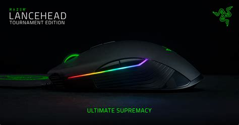 Razer Lancehead Chroma Ambidextrous Wireless Gaming Mouse ambidextrous gaming mouse razer lancehead tournament edition