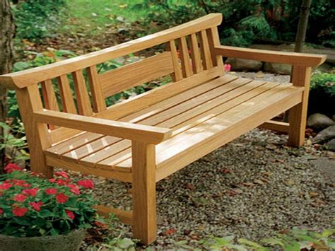 designer garden bench outdoor bench plans treenovation